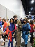 Psylocke, gambit and stormcat