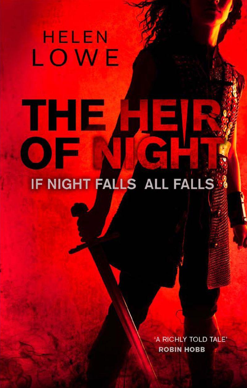 Heir of Night AUS NZ